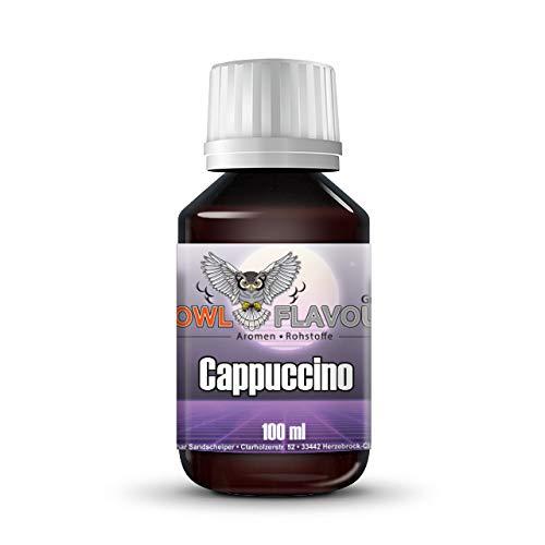 OWL Aroma Kaffee Cappuccino 100 ml Nikotinfrei !