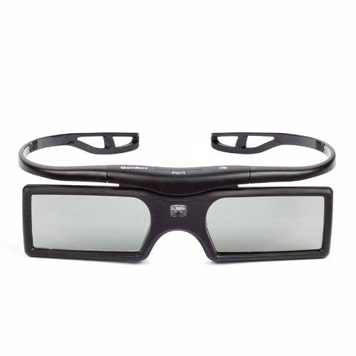 SainSonic 144HZ - Gafas 3D para proyectores DLP-Link, desmontables ...