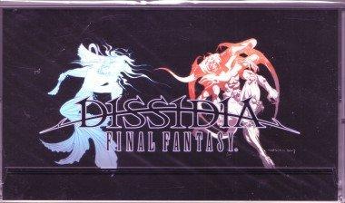 ディシディア ファイナルファンタジー PSP 特典『ディシディア ファイナルファンタジーカレンダー 2009』【特典のみ】