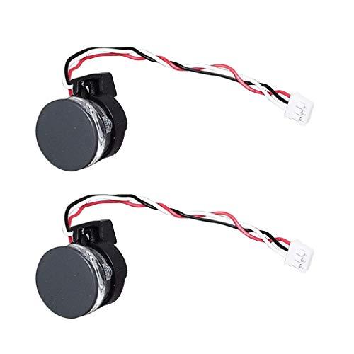 2 Pack Negro Parachoque IR Dock Infrarrojos Sensor para Irobot Roomba 500, 600, 700, 800 Serie