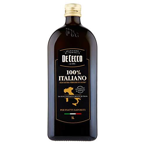 De Cecco Olio Extra Vergine di Oliva Pregiato, 1L