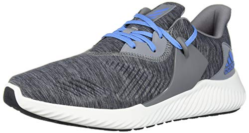 adidas Men's Alphabounce Rc 2 Running Shoe Real Blue/Grey, 7 M US