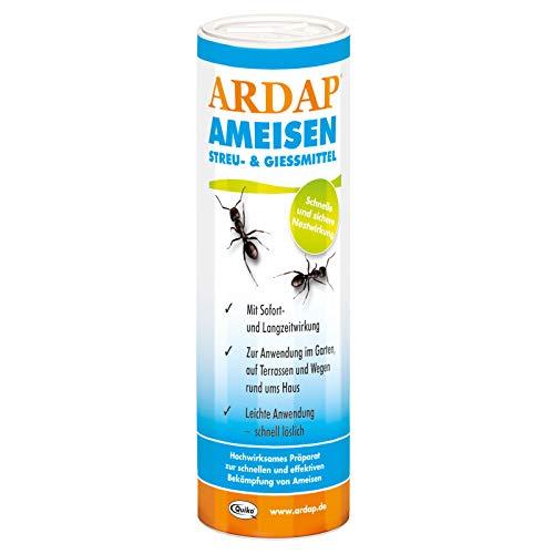 Quiko - Producto para el Tratamiento de Hormigas. Aplicación por dispersión o derramamiento