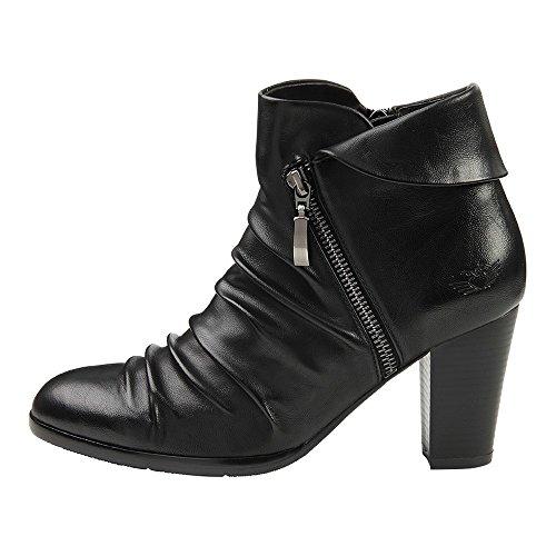 Fritzi aus Preußen Stiefeletten Heel 1 schwarz, Größe:40