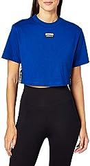 Adidas Camiseta de Manga Corta para Mujer Azul - EC0764