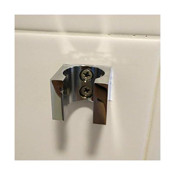 Soporte de pared para la ducha, BTSKY™, hecho de latón macizo