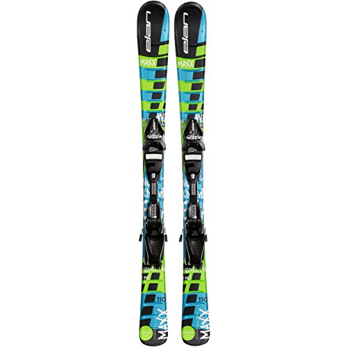 Elan Kinder All-Mountain Ski blau 80