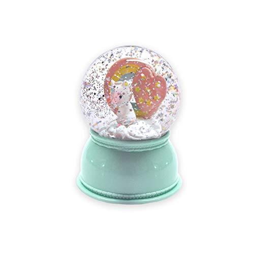 Djeco Veilleuse Boule à neige Licorne