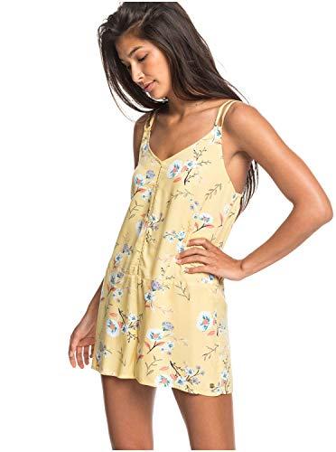 Roxy Damen Jumpsuit BLISSING ME Printed gelb M