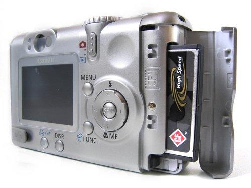 Canon Powershot A85 Digital Camera [4Mp, 3x Optical]