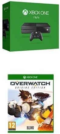 Xbox One 1TB Console - Black