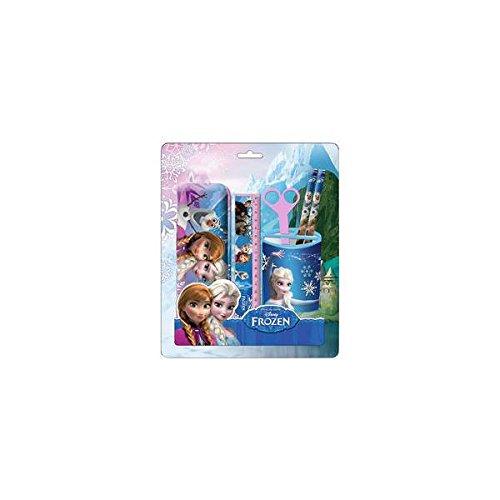 Set papeleria Frozen Disney 6pz