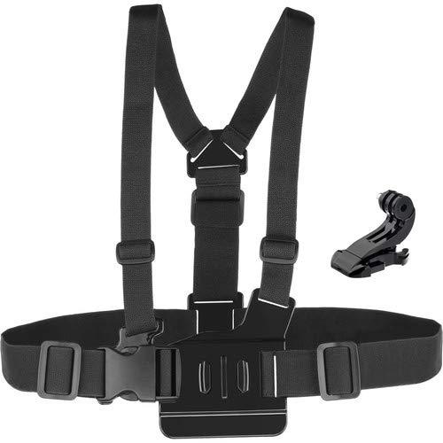 O RLY Chesty Brustgurt Halterung Strap Mount + J Mount für GoPro Hero 3 4 5 6 7Black 8 Session SJCAM/Apeman/campark/akaso Actionkameras & Zubehör