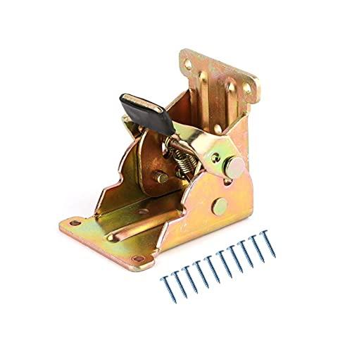 HKRSTSXJ Bisagra Plegable de 90 Grados Autoprocalamiento de la Mesa de Comedor Elevador de Asalto Muebles Muebles Accesorios de Hardware