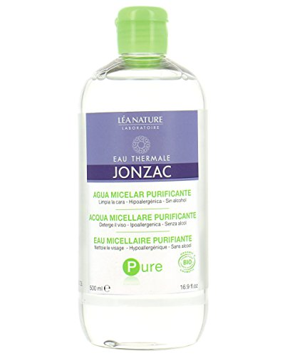 Jonzac Eco-Bio Agua Micelar Purificante 500Ml Eco-Bio 4 Unidad 500 g