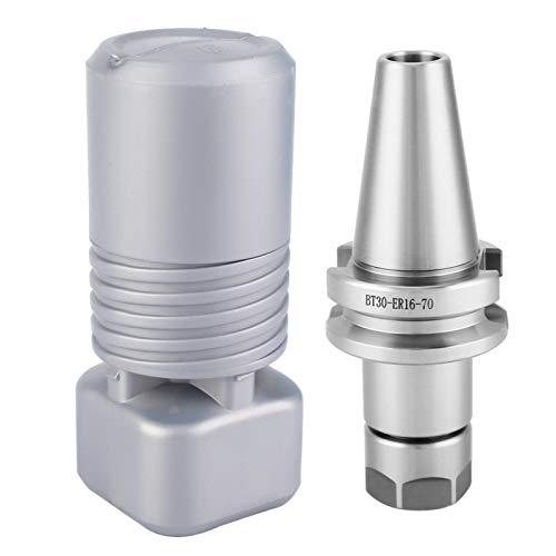 Portabrocas CNC de Acero de Alta Velocidad BT30-ER16-70 10000rpm Taladro Collet Portabrocas CNC Sofisticado para Torno de fresado