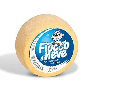 2 kg - Formaggio di capra fresco prodotto da Murgia Formaggi, in Sardegna. Latte di capra selezionato proveniente da allevamenti sardi.