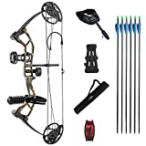 Supreme Youth Compound Bow Package (Camo)