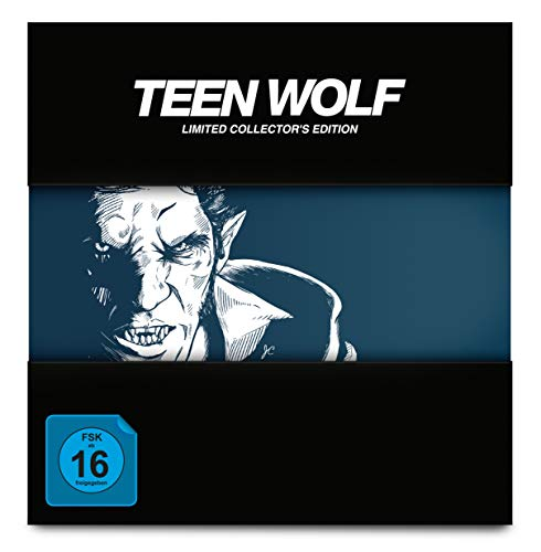 Teen Wolf - Die komplette Serie (Staffel 1-6) - Limited Collector's Edition [34 DVDs]