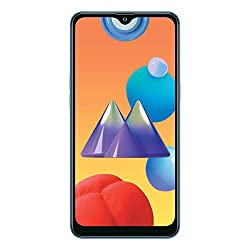 Samsung Galaxy M01s (Blue, 3GB RAM, 32GB Storage) with No Cost EMI/Additional Exchange Offers,Samsung,SM-M017FZBGINS