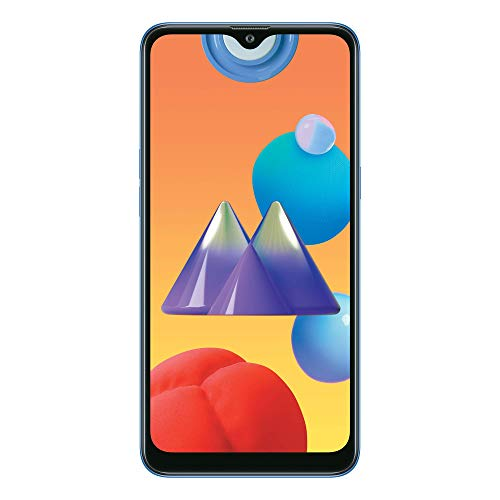 Samsung Galaxy M01s (Blue, 3GB RAM, 32GB Storage) with No Cost EMI/Additional Exchange Offers