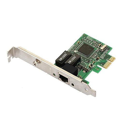Miwaimao Broadcom BCM5721 Server Desktop diskless gigabit pci-e Network Card Computer pci Express Network Card esxi