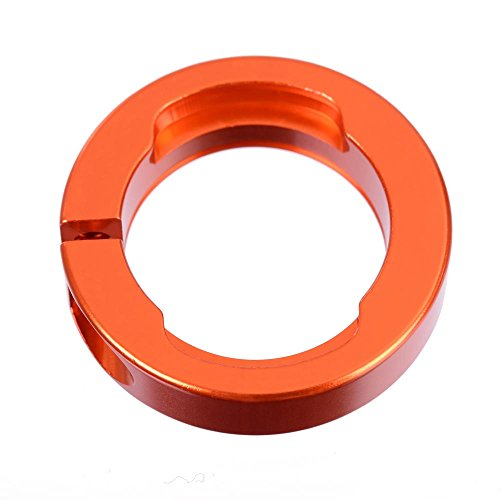 ODI(オーディーアイ) ロックジョー 交換用クランプ オレンジ