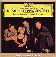 モーツァルト:クラリネット五重奏曲/ディヴェルティメント第1番/同第2番