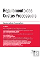Regulamento das Custas Processuais (Portuguese Edition)