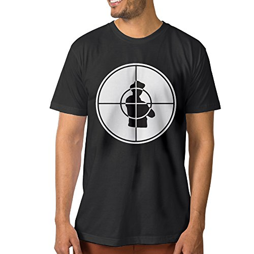 Public Enemy Rock Band Logo Men's Cotton Tee Shirts XXX-Large