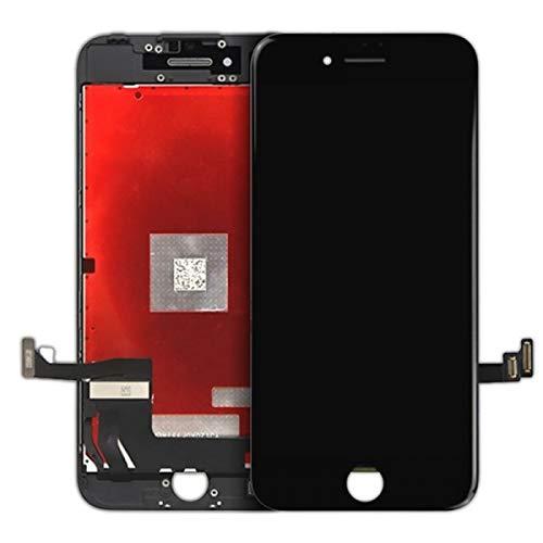 Macinfo-France LCD-scherm Retina Premium + touchscreen + frame zwart voor iPhone 7