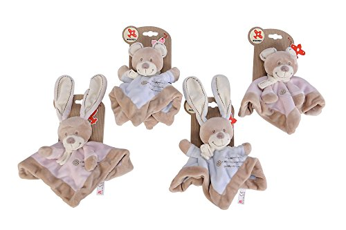 Simba 6305793529 Baby Schmusetuch, Cuddles