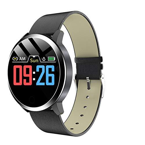 Gulu Q8plus Smart Watch Mujeres IP67 Smartwatch Femenino Reloj De Pulsera Ritmo Cardíaco Presión Arterial Dama Pulsera Regalo Bluetooth Watch Vs KW10,G
