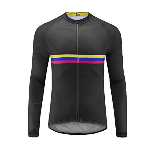 Équipe Uglyfrog 2016Maillots de ciclismo, de Verano, para bicicleta de montaña, cortos,...