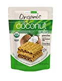 TROPICAL FIELDS ORGANIC CRISPY COCONUT ROLLS (11 OZ BAG)