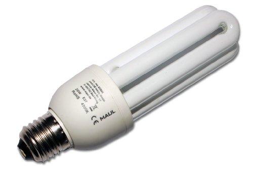 Maul Energiespar-Leuchtmittel, 20 Watt, Sockel E27, 4500 K 8288505
