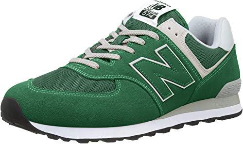 New Balance ML574SSP, Zapatillas Hombre, Verde, 45 EU