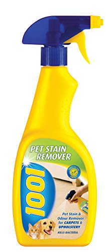 1001 Pet Stain Remover Carpets & Upholstery 500ml