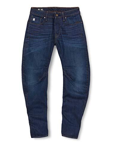 G-STAR RAW Herren Arc 3D Slim Jeans, Dk Aged 4639-89, 34W / 34L
