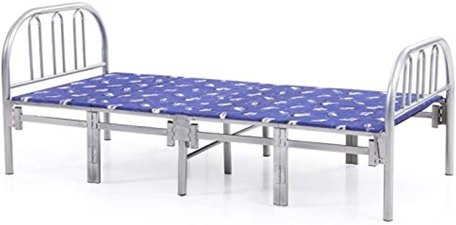 Pemberly Row Folding Bed in Silver