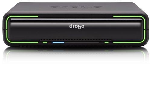 Drobo DR-MINI-1A31/2TB 4 Bay Mini DAS NAS-System
