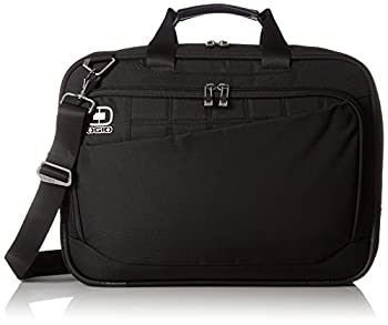 OGIO International Instinct Top Zip Laptop Backpack Black 12.25 H x 16.75 W x 7.5 D