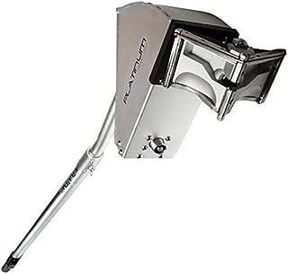 "Platinum Drywall Finishing Set w/ 8"" Angle Box, 3"" Angle Head & Extendable Handle"