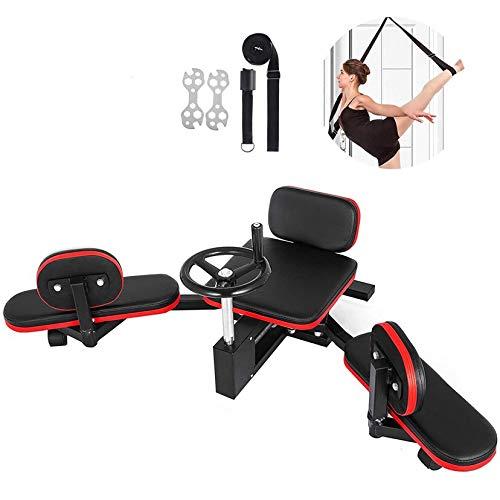 Vue Pro Leg Stretcher Heavy Duty 330LBS Leg Stretch Machine Improve Leg Flexibility Leg Stretching Training Machine for Home Gym Split Machine Fitness
