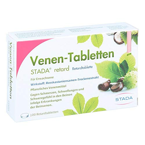 Venen-Tabletten STADA retard, 100 St