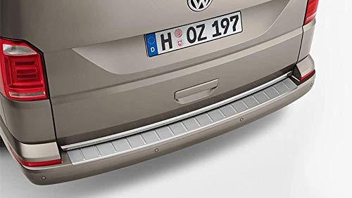 Volkswagen 7E0061195A - Protección Original de Maletero T6, Caravelle, California, Aspecto de Acero Inoxidable
