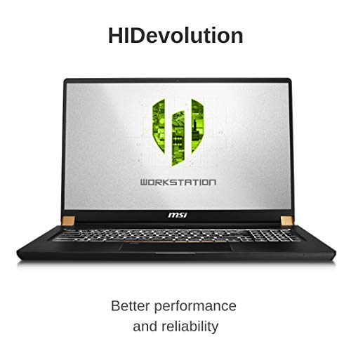 Compare HIDevolution MSI WS75 9TL (MS-WS75496-HID3) vs other laptops