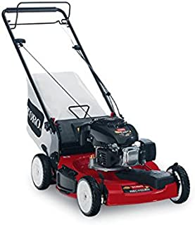 TORO 22In OHV Recycler Mower with V