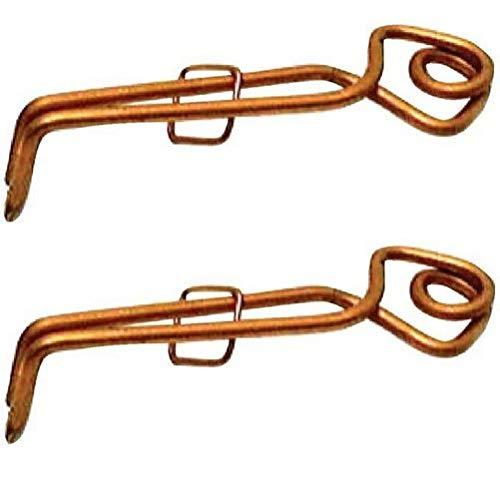 PUTANGE - Pièges à taupes Type PUTANGE + détentes, Paquet de 2 pièges