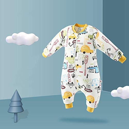 flqwe Baby Swaddle Deken Kinderwagen Wrap, Herfst en winter baby slaapzak, Baby Draagbare Deken Slaapzak Baby